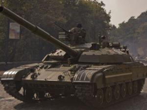Украина примет на вооружение 24 танка `Булат` до 2016 года