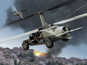Создатели автомобиля Transition поучаствуют в разработке летающего внедорожника