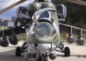 Бразилия получит все вертолеты Ми-35М в 2011 году