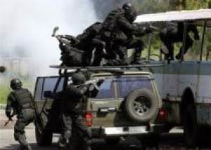 Россия поможет Таджикистану создать антитеррористические спецподразделения