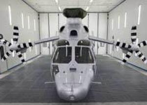 Завершился первый этап испытаний вертолета X3