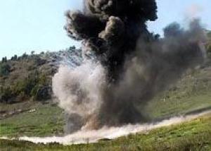 Занятие по безопасной утилизации боеприпасов