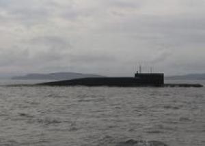 В Северодвинске завершился ремонт последней АПЛ проекта `Дельфин`