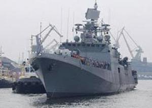 `Янтарь` попросил пересмотреть контракт на строительство фрегатов для Индии