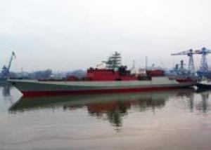 В Калининграде заложили новый фрегат для ВМФ РФ