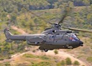 Бразилия получила первые три вертолета Super Cougar