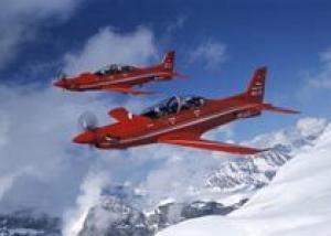 ВВС Швейцарии увеличили заказ на самолеты Pilatus