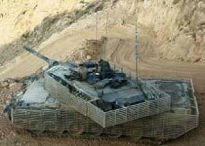 Rheinmetall модернизирует 42 канадских танка Leopard