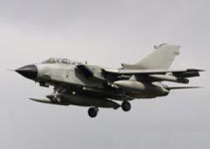Италия получила первый модернизированный истребитель Tornado