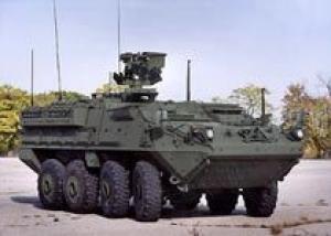 General Dynamics займется ремонтом бронемашин Stryker