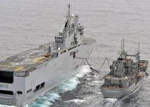 Французская DCNS поставит России четыре УДК