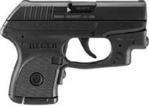 Ruger предлагает компактный пистолет LCP с ЛЦУ от Crimson Trace