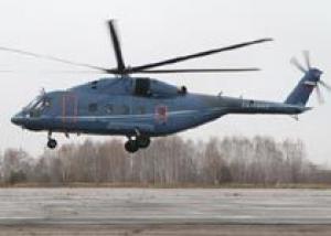 В России испытывают новый вертолет