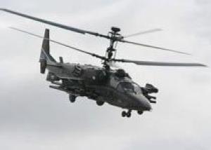 Три вертолета Ка-52 поступят в Торжокский авиацентр ВВС