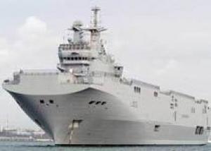 Россия заплатит за вертолетоносцы `Мистраль` 1,4 миллиарда евро