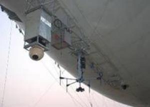 Индия создала аппаратуру слежения для аэростатов