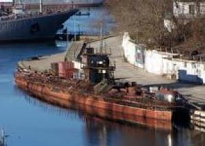 Украина провела испытания единственной подводной лодки