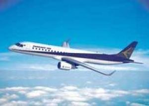 `Эмбраер` поставит 10 самолетов китайскому авиаперевозчику