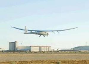 Водородный беспилотник Global Observer совершил первый полет
