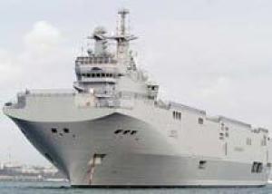 ВМФ России начал поиск места для базирования `Мистралей`