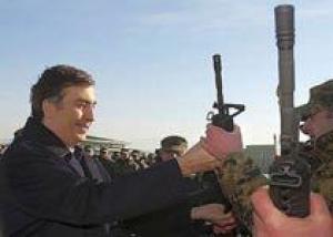 Саакашвили в США интересуют Patriot-3, Stinger, Javelin и Hellfire-2