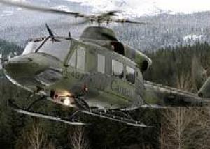 Bell Helicopter займется техобслуживанием канадских вертолетов