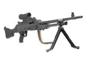 Франция купила у Бельгии 11 тысяч пулеметов