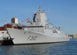 ВМС Норвегии получили последний фрегат класса `Фритьоф Нансен`