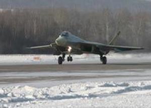 Первый полет ПАК ФА вошел в число десяти главных событий 2010 года в сфере национальной обороны России
