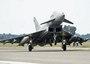 Eurofighter передала Италии пять истребителей Typhoon