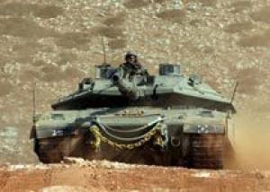 Израильские танки Merkava оснастили новыми боеприпасами