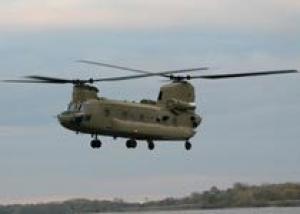 Boeing начал испытания вертолета Chinook для Нидерландов
