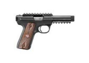 Ruger представила новые модели популярного пистолета 22/45