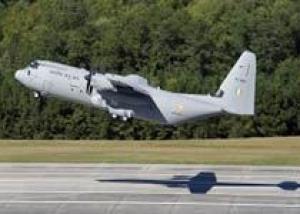 Первый из шести заказанных индийскими ВВС C-130J отправился к месту приписки