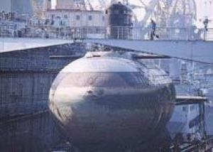 Началось строительство новой подлодки для Черноморского флота