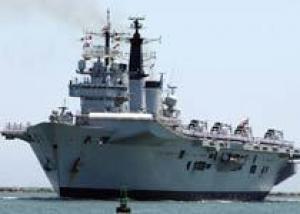 Великобритания отказалась продать авианосец китайскому бизнесмену