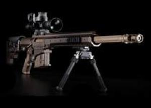 Barrett анонсировала выпуск MRAD - новой снайперской винтовки большой дальности
