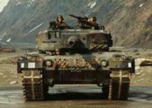 Швейцария продала Канаде лишние танки Leopard 2
