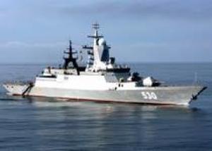 ВМФ получит на праздник корвет `Сообразительный`