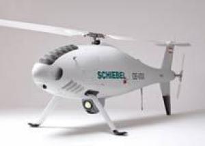 Иордания получила беспилотные вертолеты Camcopter