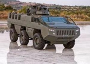 ЮАР показала собственный бронетранспортер
