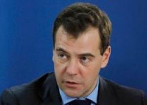 Медведев обещает военнослужащим повышение доходов к 2012 году