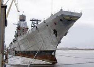 Авианосец `Адмирал Горшков` будет передан Индии в конце 2012 года