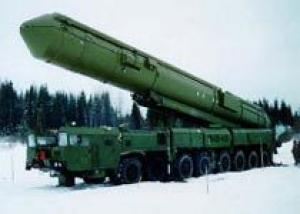 Первый ракетный полк, вооруженный перспективным ракетным комплексом `Ярс`, заступил на боевое дежурство в Тейковском ракетном соединении