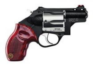 Обновленный револьвер Taurus Protector с полимерной рамкой