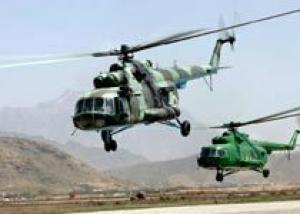Россия и НАТО договорились о поставке Ми-17 в Афганистан