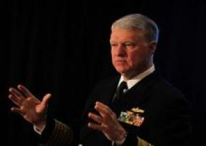Начальник штаба ВМС США сделал комплимент российскому флоту