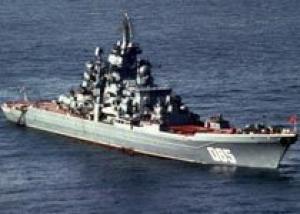 ВМФ России модернизирует атомный крейсер `Адмирал Нахимов`