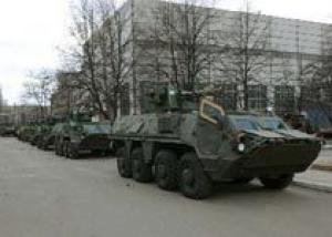 Украина передала Ираку первую партию БТР-4
