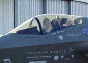 Турция приостановила покупку истребителей F-35